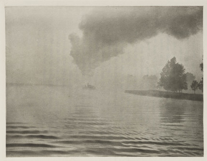 'The Misty River', 1895.