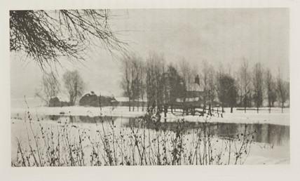 'Bleak Winter', 1895.