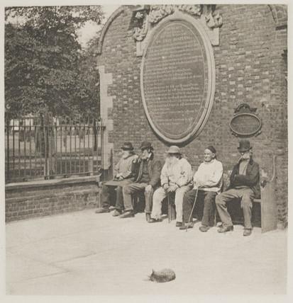 'Decayed Fishermen', 1890.