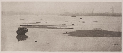 'Low Water On Breydon', 1890.