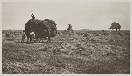 'The Haysel', 1888.