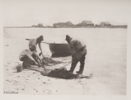 'Smelting on the River Blythe', 1888.
