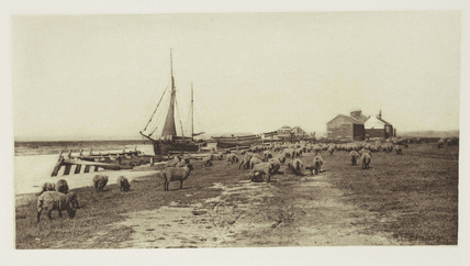 'Blackshore (River Blythe, Suffolk)', 1888.