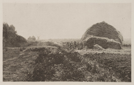 'A Way Across the Marshes', 1888.