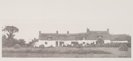 'Norfolk Cottages', 1888.