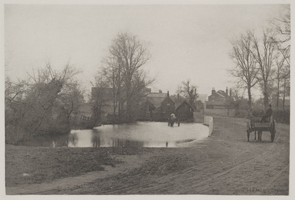 Hoddesdon, Hertfordshire, 1888.