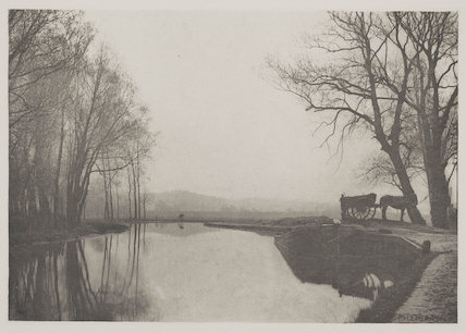 The Lea, Near Hoddesdon, Hertfordshire, 1888.