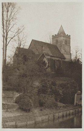 Amwell Church, 1888.