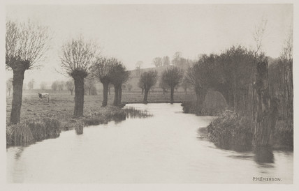 Stanstead from the Lea, 1888.