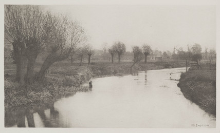 Mouth of the River Ash, 1888.
