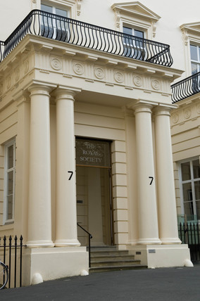The Royal Society, St James's, London, 2006.