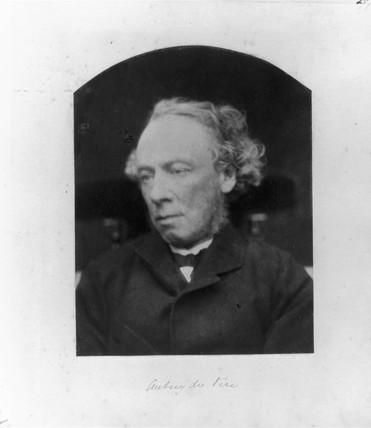 'Aubrey de Vere', 1864.