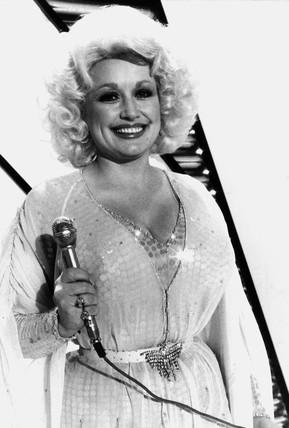 Dolly Parton, November 1978.