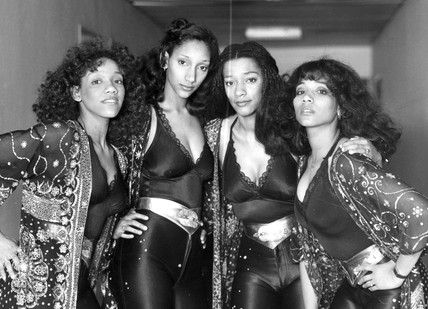 Sister Sledge, March 1981.