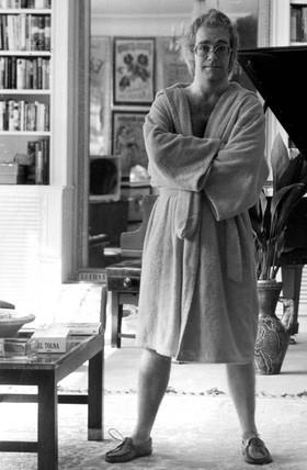 Elton John, 1973.