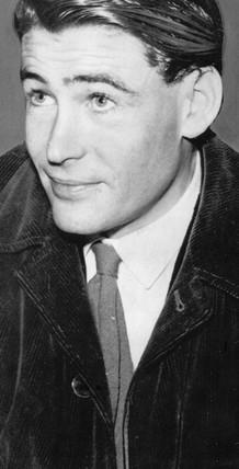 Peter O'Toole, 1962.