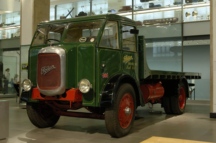 Foden F1 lorry, 1931 (credit: Science Museum / Science & Society)