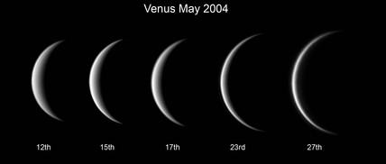 Crescent Venus, 2004.