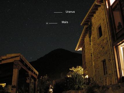 Mars, 2003.