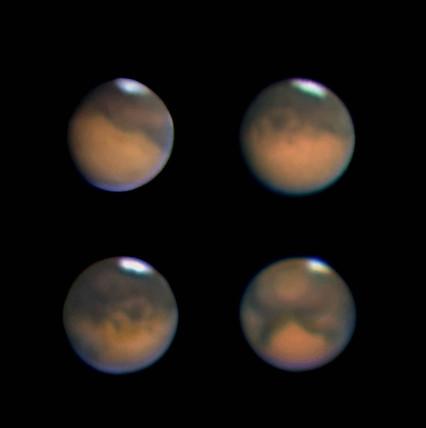 Mars, August 2003.