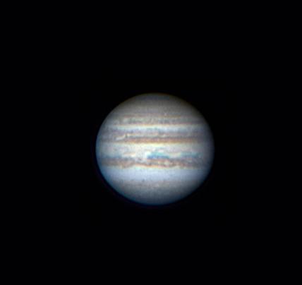 Jupiter, 2004.