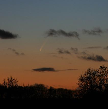 Comet McNaught, 2006.