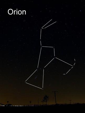 Orion, 21 November 2006.