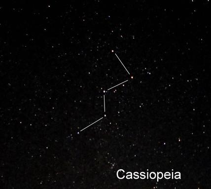 Cassiopeia, 2006.