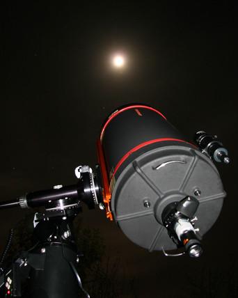 Schmidt-Cassegrain telescope, 2005.