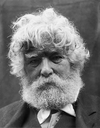 Alexander McKay, geologist, c 1900.