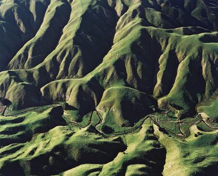 Kakaho Fault, New Zealand, 1986.