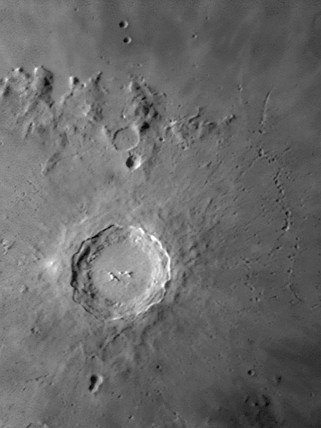 Copernicus Crater, 18 October 2003.