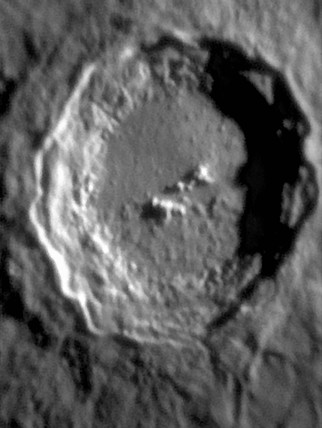 Copernicus Crater, 18 February 2005.