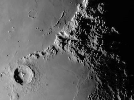 Eratosthenes Crater, c 2005-2006.