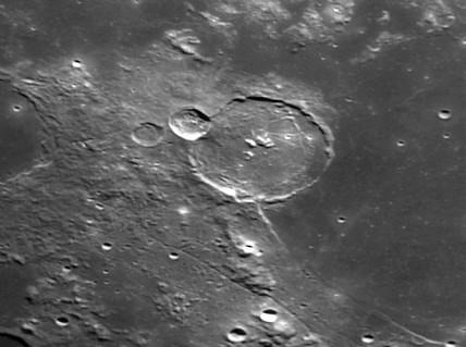 Gassendi Crater, 20 April 2006.