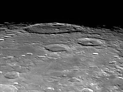 Gauss Crater, 16 November 2005.