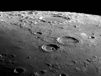 Atlas and Hercules Craters, 25 May  2004.
