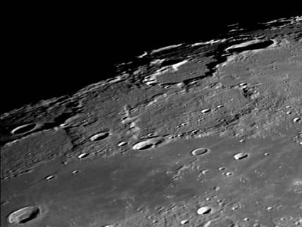 J Herschel Crater, 10 April 2006.