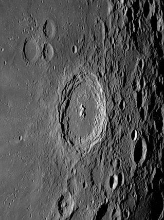 Langrenus Crater, 17 November 2005.