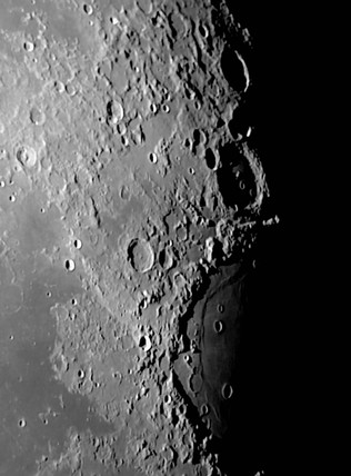 Mare Crisium, 2 September 2004.