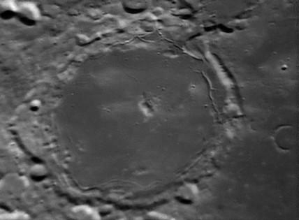 Pilatus Crater, 8 February 2006.