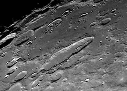 Schiller Crater, 10 April 2006.