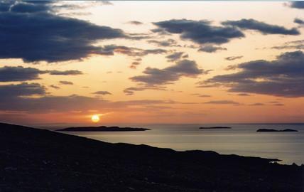 Sunset, 2003.