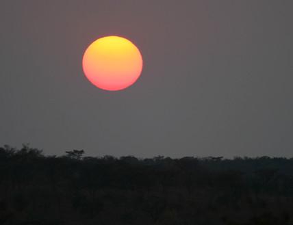 Sunrise, 8 September 2005.
