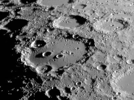 Clavius Crater, c 2005-2006.