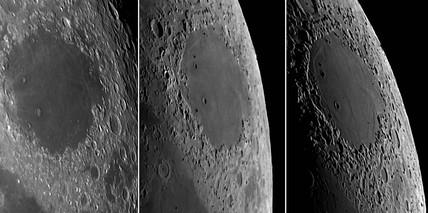 Mare Crisium, c 2005-2006.