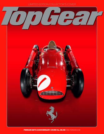 1956 Ferrari D 50