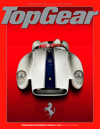 1958 250 Testa Rossa