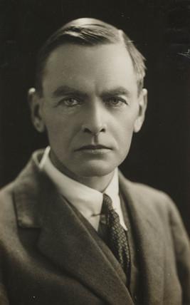Sir Charles Leonard Woolley, archaeologist, c 1930.
