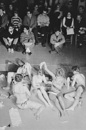 'Meat Joy', New York, 1964.